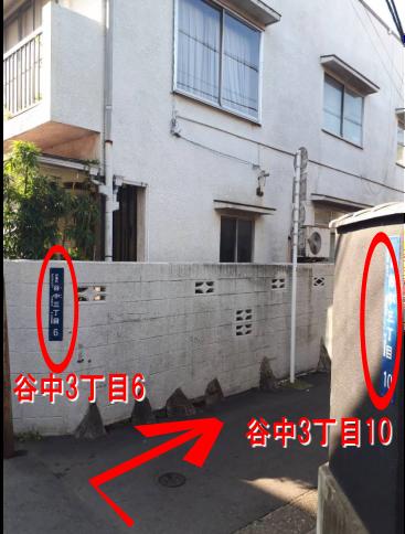 千駄木駅からのアクセス